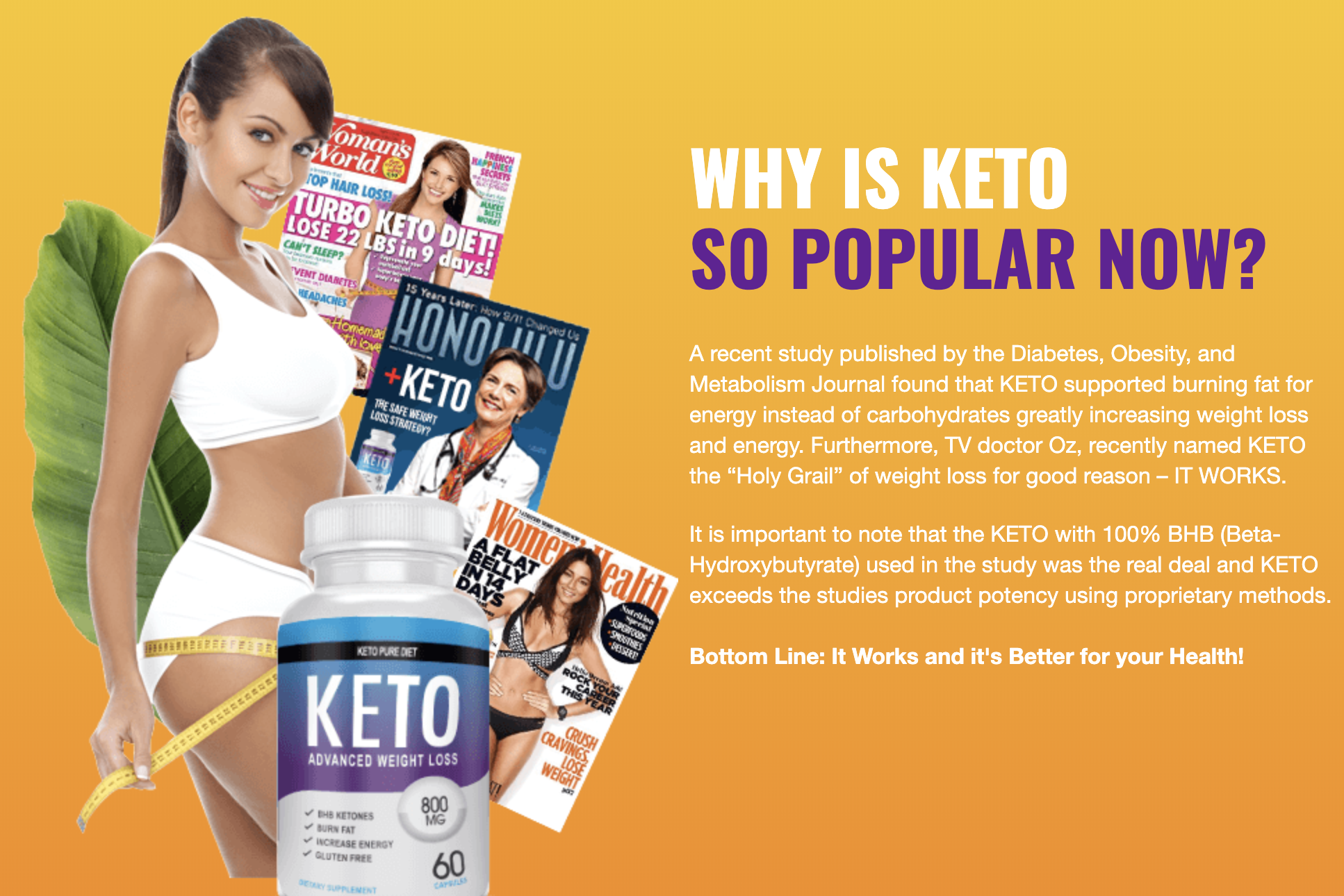 keto pure official diet